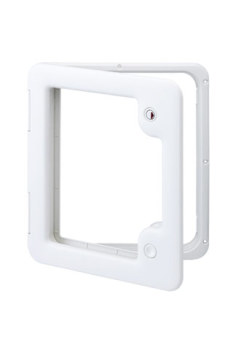 Thetford Service Door 3 For Toilet Cassettes (WHITE) TLTD3W