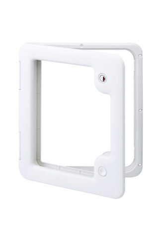 Thetford Service Door 3 For Toilet Cassettes (WHITE) TLTD3W