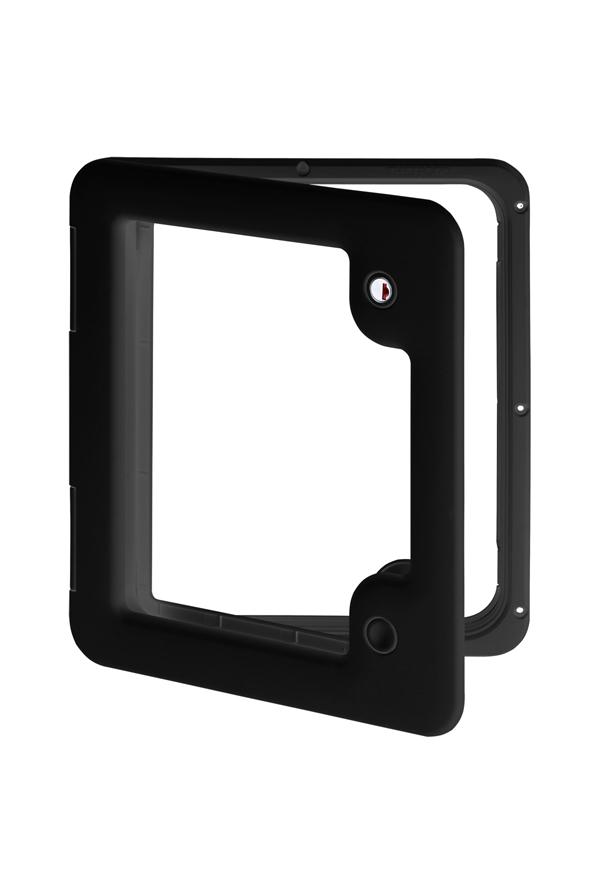 Thetford Service Door 3 For Toilet Cassettes (BLACK) TLTD3K