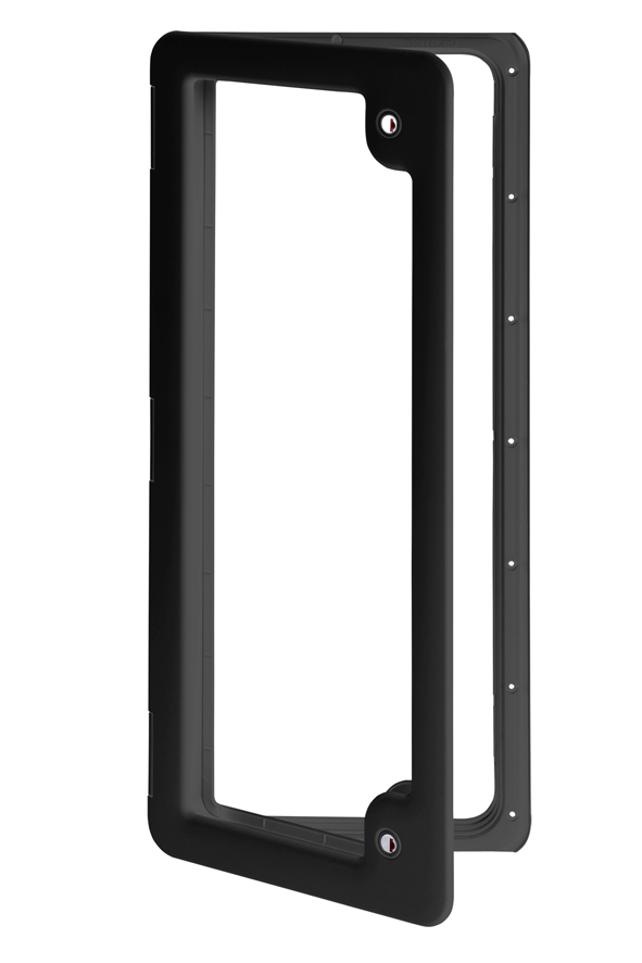 Thetford Service Door 5 Ideal for Water Tanks or Luggage Compartments (BLAC