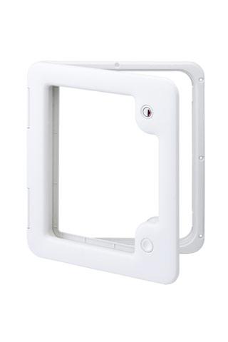 Thetford Service Door 3 For Toilet Cassettes (LIGHT GREY) TLTD3LG