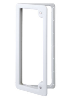 Thetford Service Door 5 Ideal for Water Tanks or Luggage Compartments (LIGHT GREY) TLTD5LG