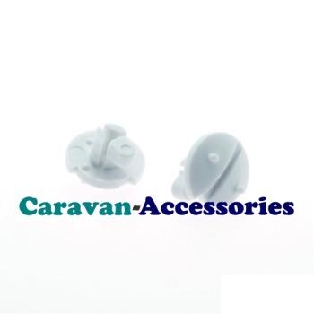 DSPK44990000158 Dometic Fridge Vent Winter Cover Locking Screws/Buttons