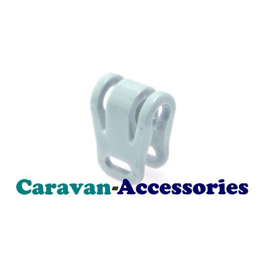 DSPK44990000117 Dometic Lock For Metal Fridge Shelves (Single Pack)