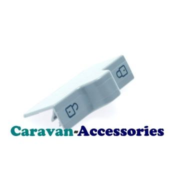 DSPK44990000042 Dometic Slider Door Lock Travel Catch For (RM) Model Fridges (Front Knob)