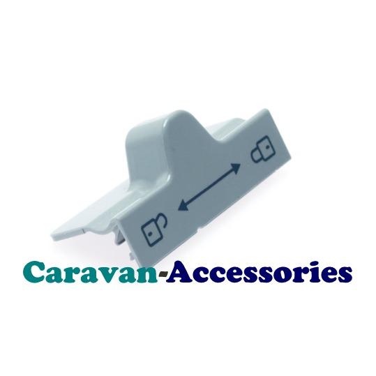DSPK44990000059 Dometic Slider Door Lock Travel Catch For (RM) Model Fridges (Top Knob)