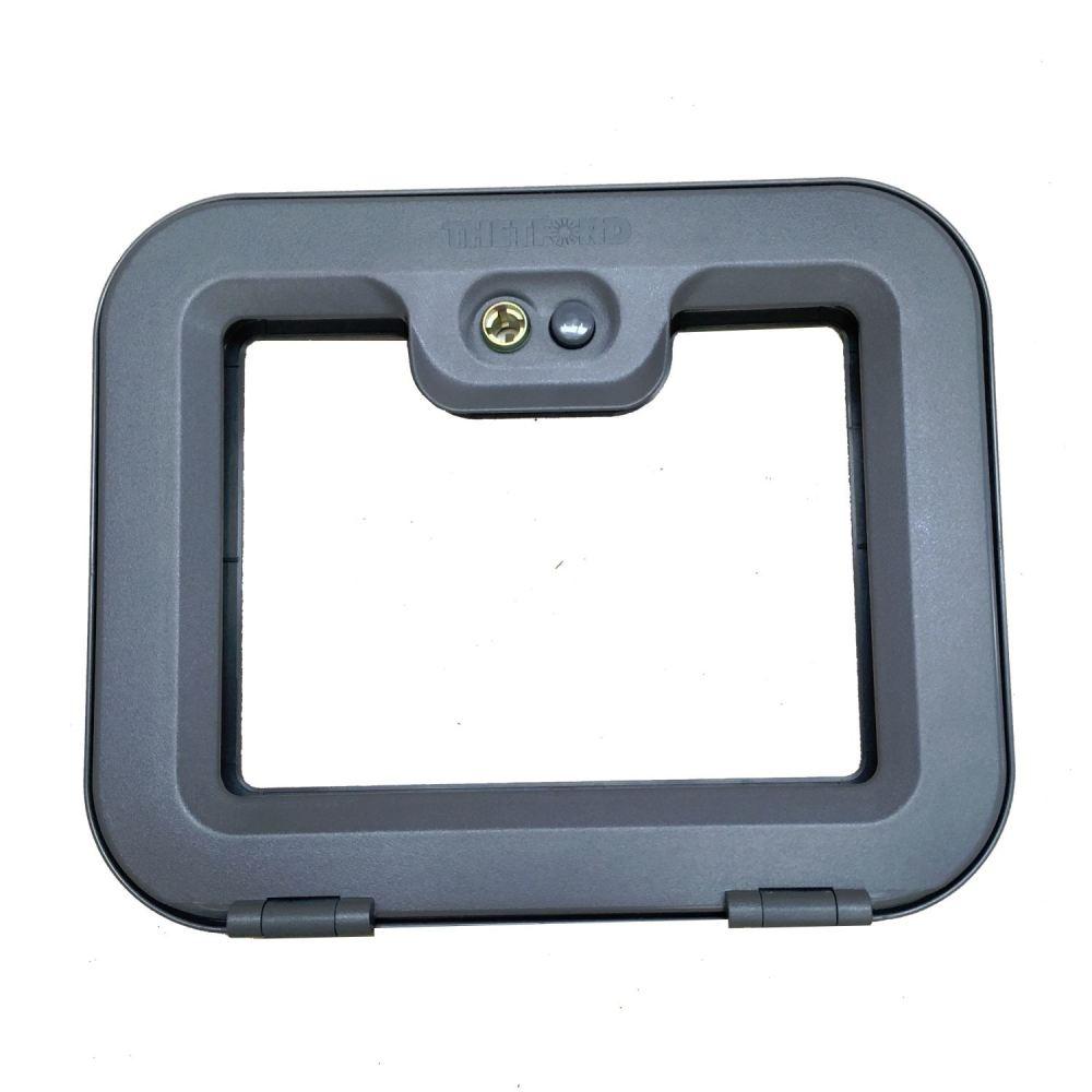 Thetford Service Door 2 GREY for cassette access door (C200, C2, C3, C4 Tol