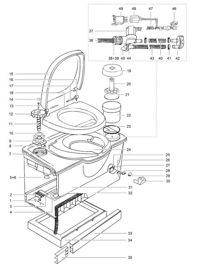 Truma Caravan Heater Wiring Diagram