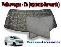BX284 Volkswagen T6 Transporter (05/2015 - Onwards) 9 Layer Internal Silver Thermal Screen