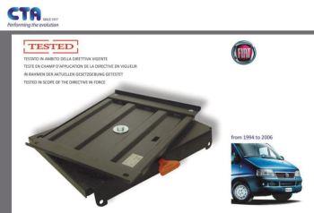SWV3CT CTA Seat Swivel for Fiat Ducato, Citroen Relay & Peugeot Boxer (1994-2006)