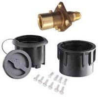 Gas-It LPG Filler Straight In Body Black Version (GTFILLBXK+GT620)