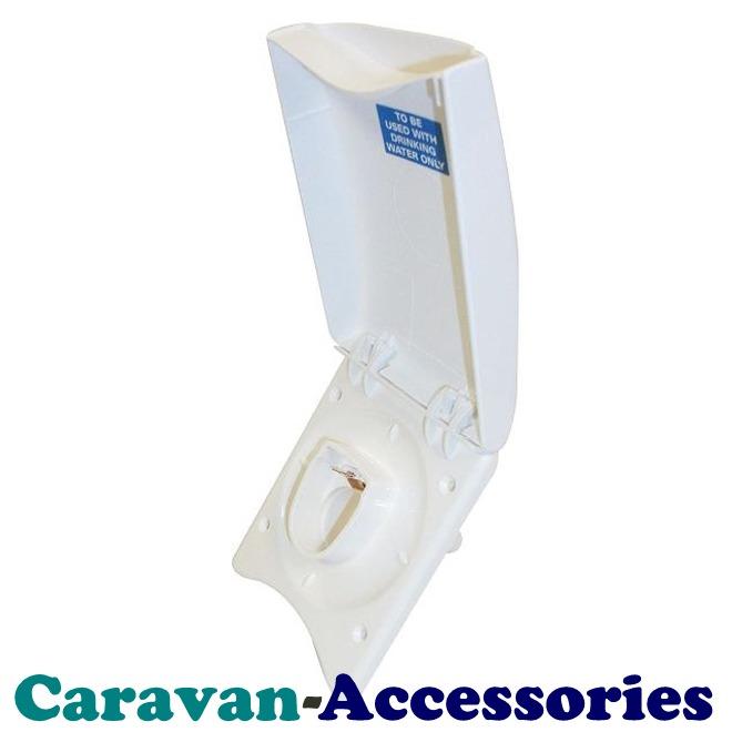 Truma Spare 46030-03 Ultraflow Compact Housing Conversion Kit WHITE