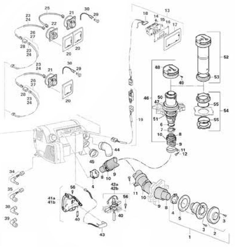 Combi (Boiler) Flues