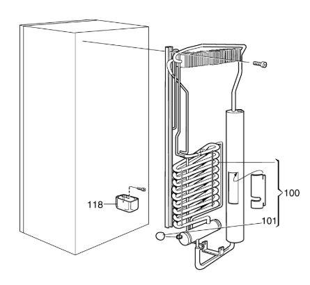 RM75XX Fridge Freezer Cooling Generator