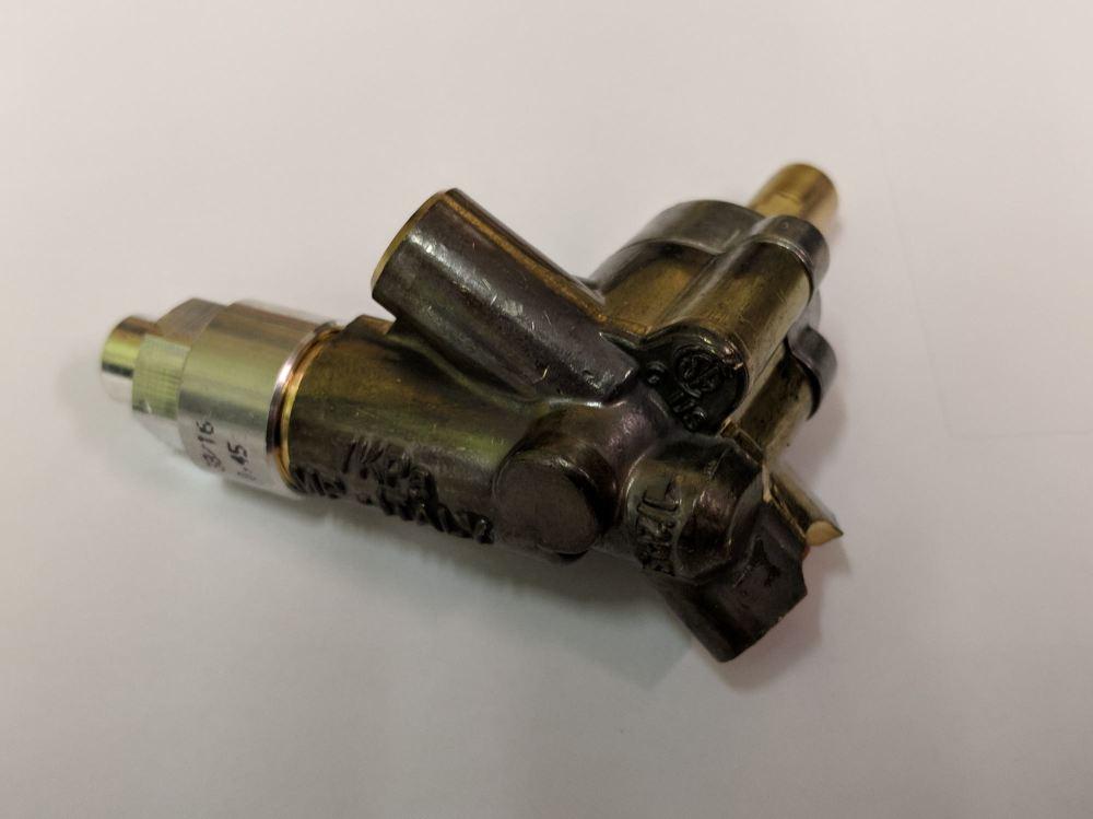 (053) SMEV Spare MO9222 Gas Regulator Valve for Small 45mm Burner (105 31 17-91)