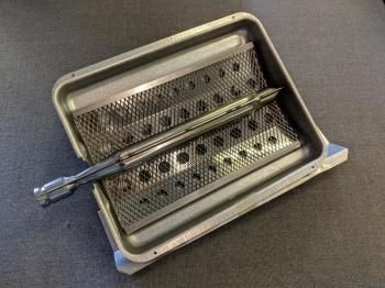 (081) SMEV Spare PI1242 / PI1262 Grill Burner Assembly (105 31 07-12/2)