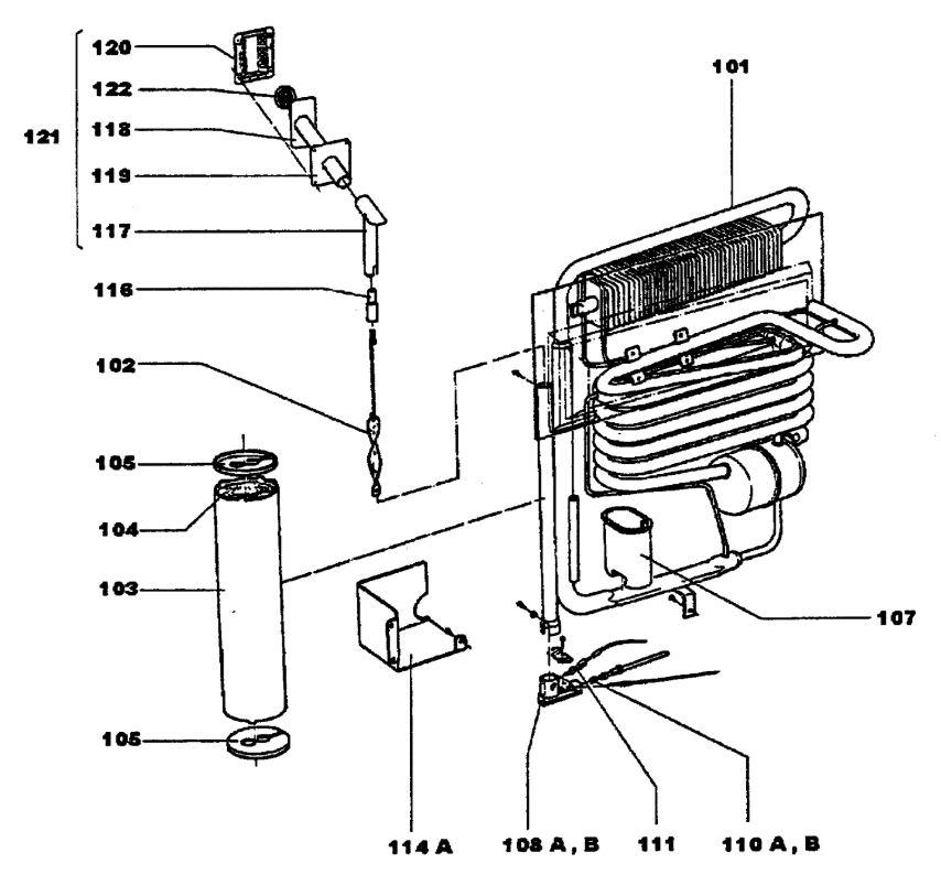 electrolux_rm4200_fridge_freezer_c20_cooling_unit