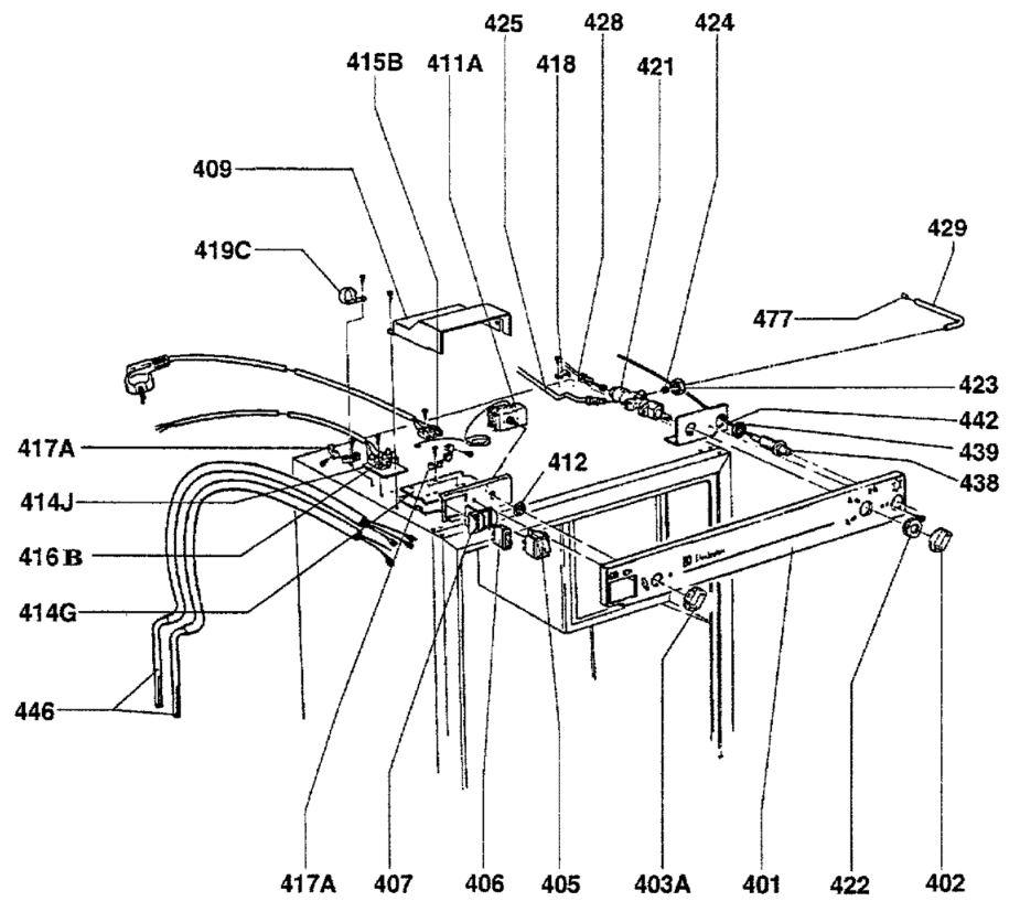 RM4200 C20 Armature-H