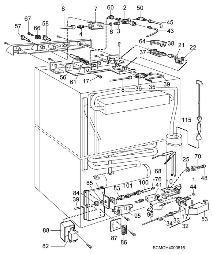 RM6501 C20 Armature