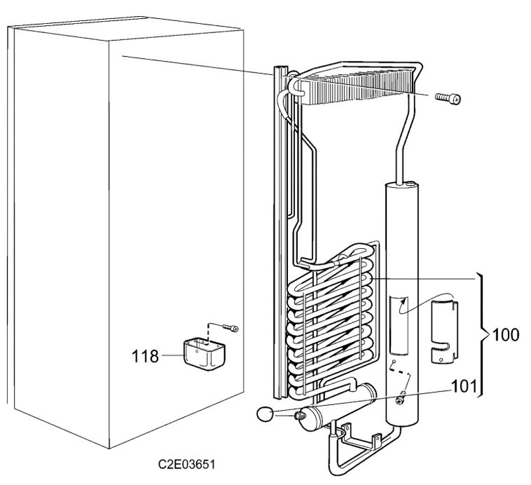 RM6501 C20 Cooling Unit