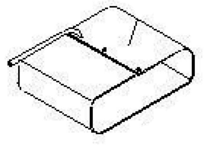 (027) Dometic WAECO Spare MDC65 Evaporator Chamber Compete (207 13 36-05)