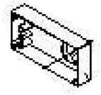 (017) Dometic WAECO Spare MDC65 Thermostat Panel (207 61 41-01)