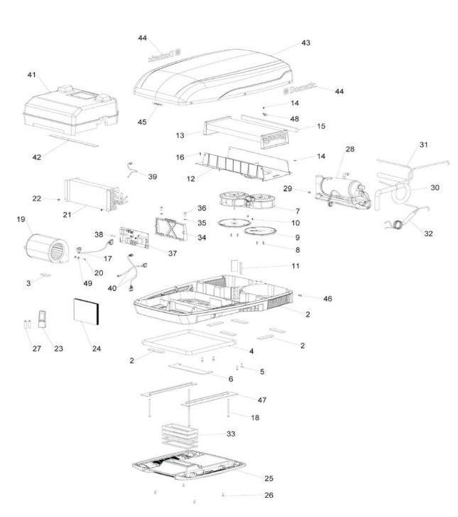 B2200 Air-Conditioner (9108647627)