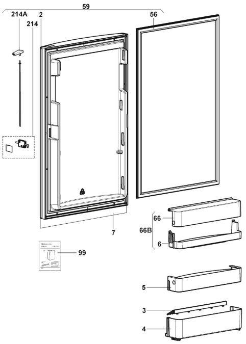 RM8400 Series C10 Door