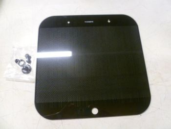 (100) Dometic SMEV Spare SNG 4244 Dometic Style Glass Lid [also fits SMEV VA8006] (105 31 28-70)