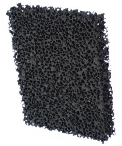 SOG Spare Charcoal (Carbon) Filter Gauze For ALL Type-I Door Mount Units (S