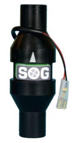 SOG Spare Roof Fit Fan 12 Volt For SOG Roof Type  Ventilation Systems (SOGSPFANRF)