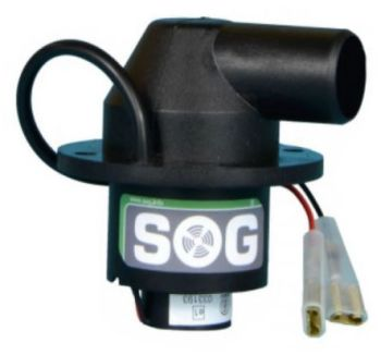 SOG Spare Door Fit Fan 12 Volt For SOG Type-I Door Ventilation Systems (SOGSPFAN)