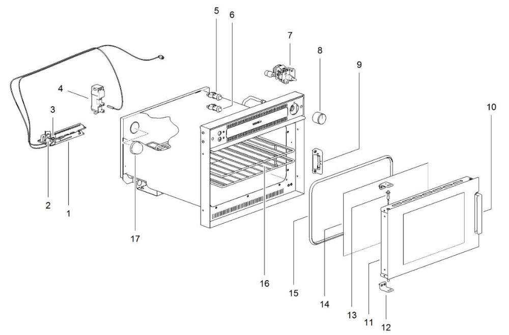 SOV420X 420 Oven