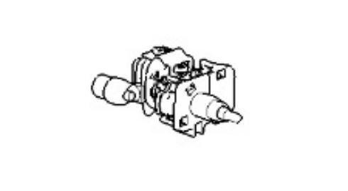 (007) THETFORD SPINFLO Spare SOV420X Series Oven Gas Valve w/ Thermostat (S