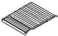 (014) Dometic WAECO Spare MDC65 Fridge Shelf Complete w/ Flap (207 60 09-01)