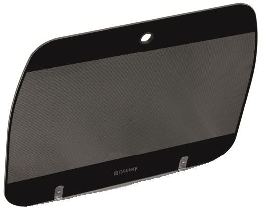 (100) Dometic CRAMER Spare HBG 3445 Replacement Glass Lid (Colour: Dometic