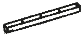 (011) Dometic WAECO Spare CR(X)-65 Water Tank / Drip Tray (4450 00 74-00)