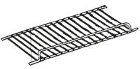 No Longer Available (229A) Dometic Electrolux Spare RM7360L Lower (LARGE) Fridge Shelf Zinc Plated (241 20 81-20)