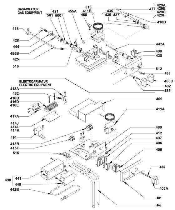 RM4281 C10 Armature
