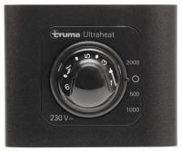 (008B) Truma Spare Ultraheat Heater Wall Control Dial [Colour: Black] (30030-47100)
