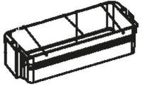 (051) Dometic WAECO Spare CR(X)-80 Lower Door Bin [Colour: White] (4450 00 74-18)