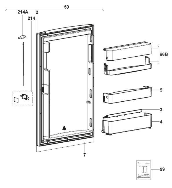 RM8505 C10 Door