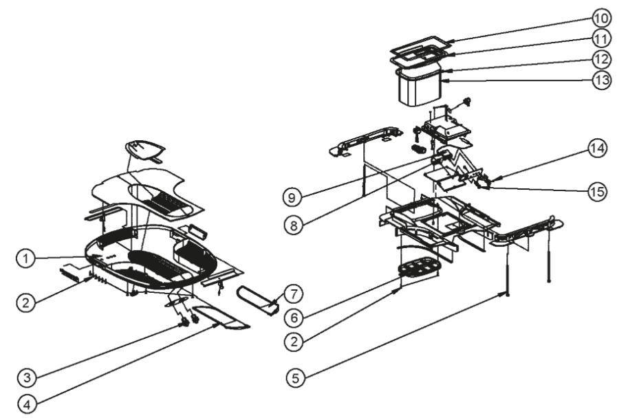 Air Diffuser B Series