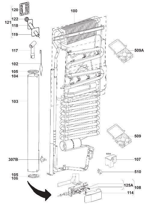 RMF8505 Cooling Generator