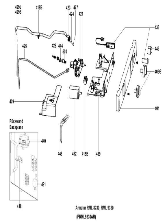 RML9330 Armature