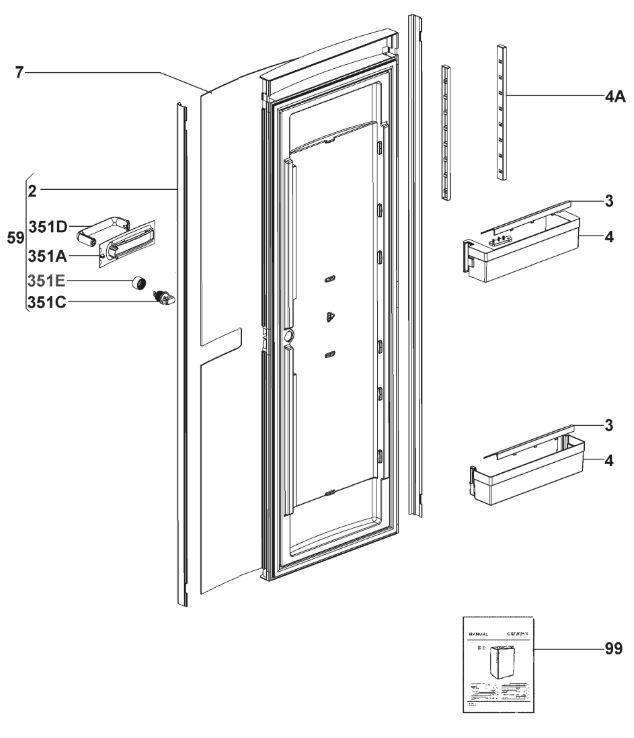 RML9330 C10 Door