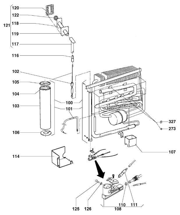 RM6290 Cooling Generator