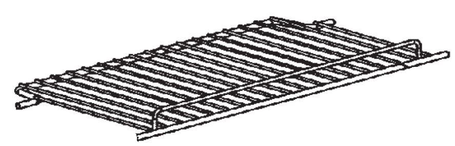 (229A) Dometic Electrolux RM7605L / RM7655L Middle & Lower Shelf [209x442mm