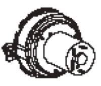 (116) Dometic SMEV Spare OG2000 & OG3000 Series Ovens 12 Volt Motor For Rotating Tray (105 31 20-62)