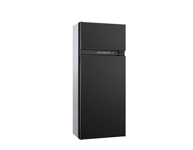 THETFORD N4145A Absorption Double Compartment Refrigerator 118L Fridge & 23L Freezer LCD Touch Screen Auto Energy Select [Colour: Black] FRAMED Versio